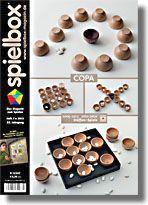 Spielbox 2013 Heft 7 (inkl. Mni-Erw. für Madeira)