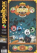 Spielbox 2015 Heft 6 (inkl. Erw. für Dominion: Einladung)