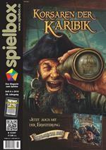 Spielbox 2016 Heft 6 (inkl. Mini-Erw. für Dominion)