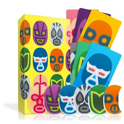 Maskmen (deutsch/engl.)