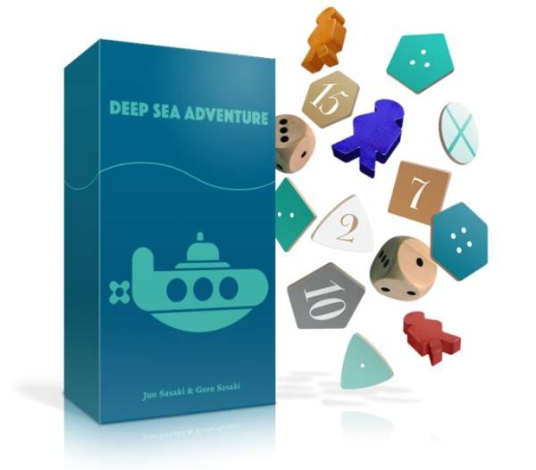 Deep Sea Adventure (engl.)