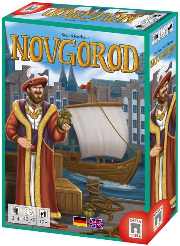 Novgorod (deutsch/engl.)
