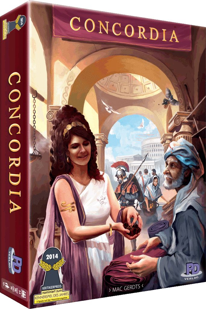 Concordia (deutsch/engl.)