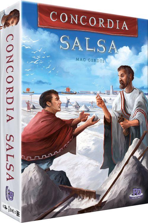 Concordia: Salsa (Erw.) (deutsch/engl.)