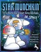 Star Munchkin + Lesezeichen