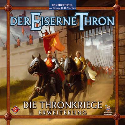 Der eiserne Thron - Thronkriege (Erw.)