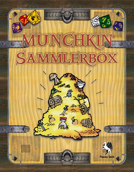 Munchkin Sammlerbox