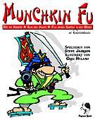 Munchkin Fu (+ Lesezeichen)
