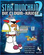 Star Munchkin 2 - Clown-Kriege