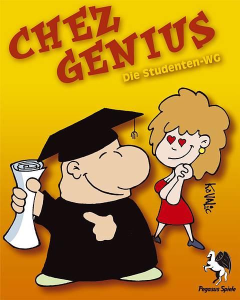 Chez Genius - Die Studenten-WG