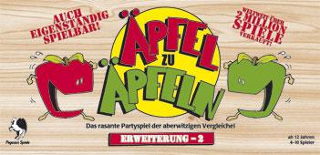 Äpfel zu Äpfeln: Erweiterung 2