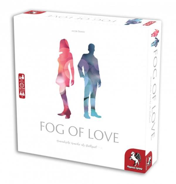 Fog Of Love Deutsch