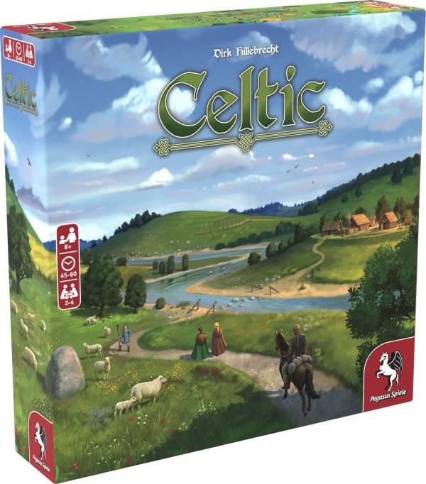 Celtic (deutsch/engl.)