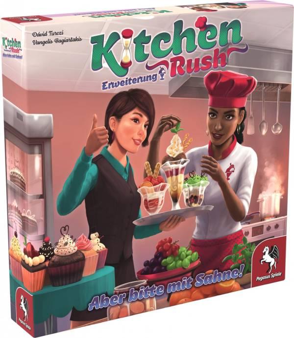 Kitchen Rush: Aber bitte mit Sahne (Erw.)