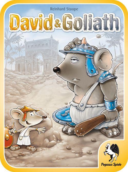 David & Goliath (Metalldose)