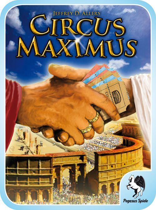 Circus Maximus (Metalldose)