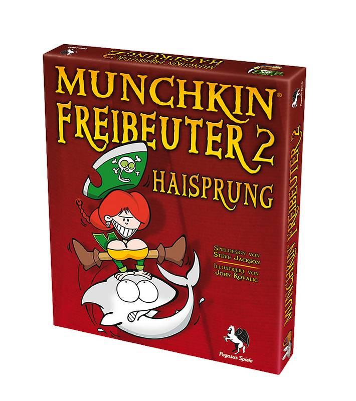 Munchkin Freibeuter 2 - Haisprung