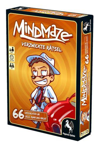MindMaze: Geld, Ruhm und Macht