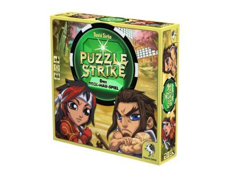 Puzzle Strike - Deck-Hau-Spiel