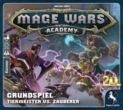 Mage Wars Academy Grundspiel