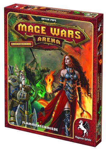 Mage Wars - Flammenschmiede (Erw.)