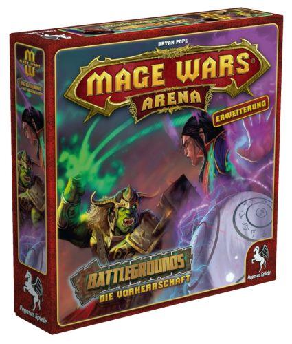 Mage Wars Arena - Battlegrounds: Die Vorherrschaft (Erw.)