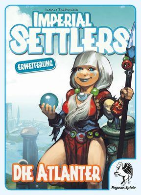 Imperial Settlers - Die Atlanter (Erw.)