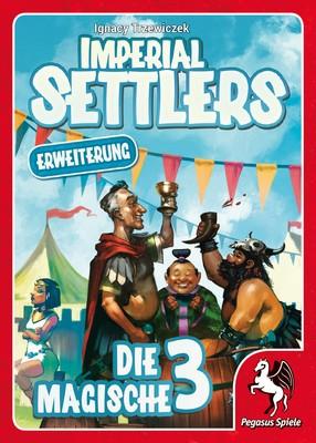 Imperials Settlers - Die magische 3 (Erw.)