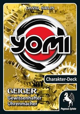 Yomi Einzeldeck Geiger (Erw.)