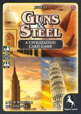 Guns & Steel - A Civilization Card Game (engl.)