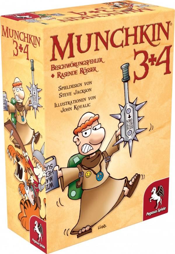 Munchkin 3 4