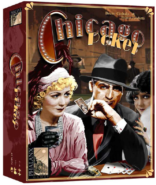 Chicago Poker (engl.)