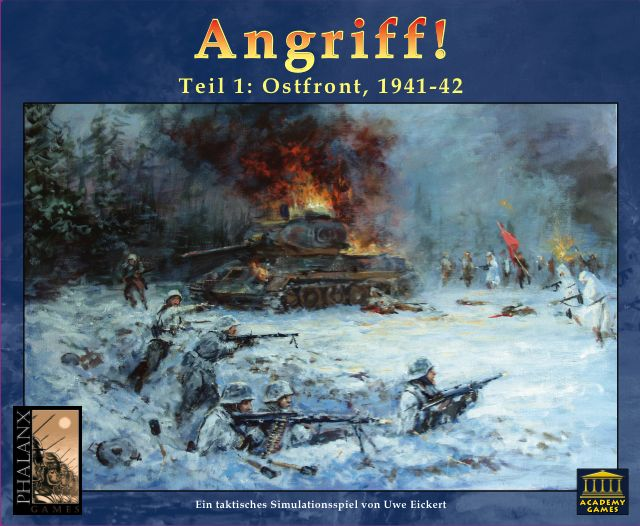 Angriff Teil 1: Ostfront 1941-42