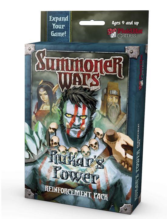 Summoner Wars: Rukar`s Power Deck (Exp.) (engl.)