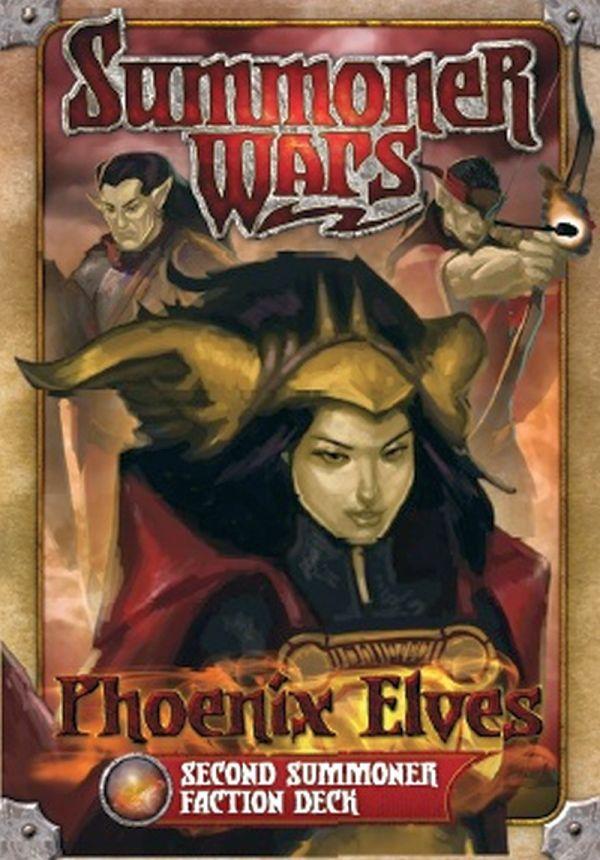 Summoner Wars: Phoenix Elves Second Summoner (E...