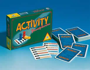 Activity Zusatzkarten