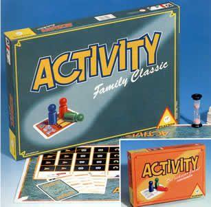 Activity Zusatzkarten 70er Jahre