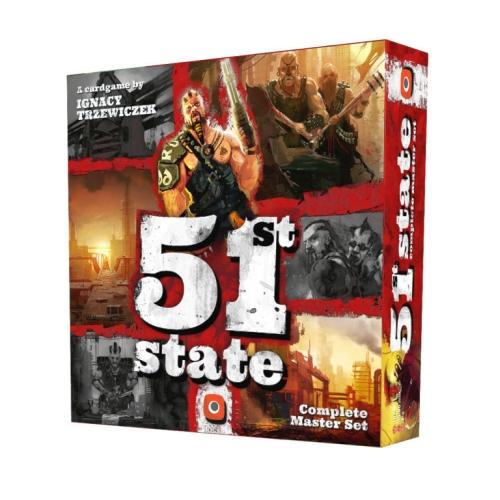 51st State: Master Set (engl.)