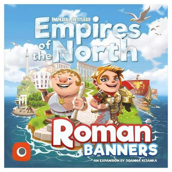 Empires of the North: Roman Banners (Exp.) (engl.)