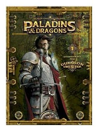 Dungeon Twister - Paladins & Dragons (engl.)