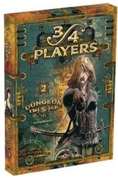 Dungeon Twister 3 - 4 Players (Exp.) (engl.)