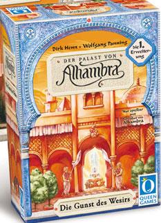 Der Palast von Alhambra - Die Gunst des Wesirs (Erw. 1)