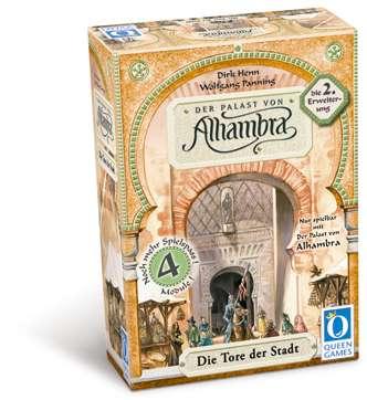 Der Palast von Alhambra - Die Tore der Stadt (Erw. 2)