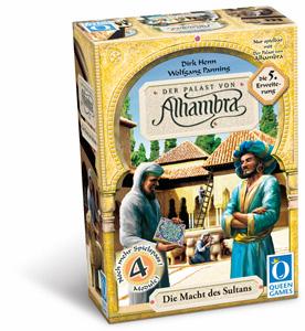Der Palast von Alhambra - Die Macht des Sultans (Erw. 5)