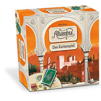 Alhambra: The Cardgame (Classic) (international)