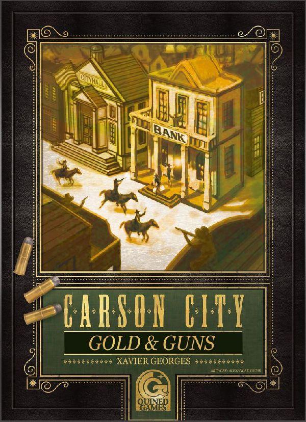 Carson City: Gold & Guns (Exp.) (international)