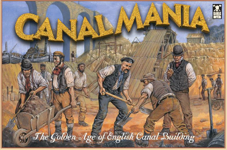Canal Mania (2nd. Edition) (engl.)