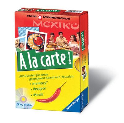 A la carte! Mexico