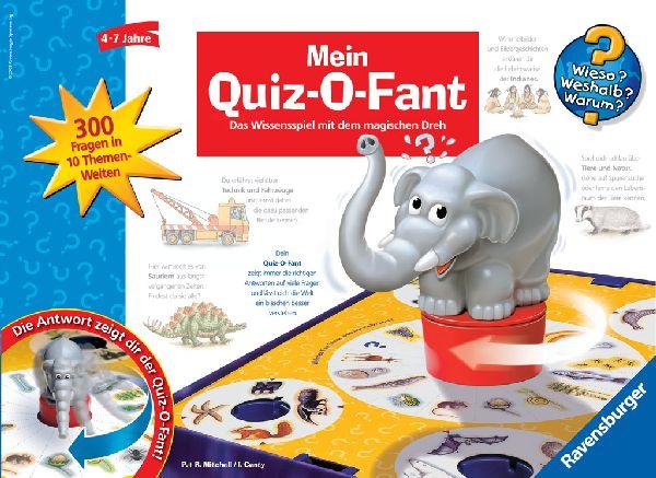 Mein Quiz-O-Fant