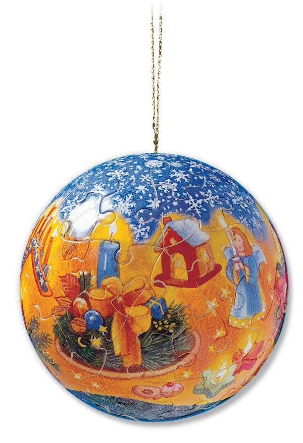 Christmas puzzleball 2005 - Advent (Weihnachten)